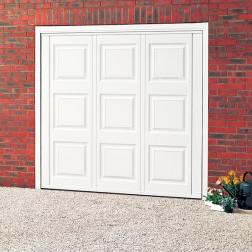 Cardale Georgian Up & Over Garage Door