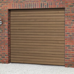 Cardale Steeline Roller Garage Door (Woodgrain)