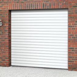 Cardale Steeline Roller Garage Door (Leathergrain Plastisol)