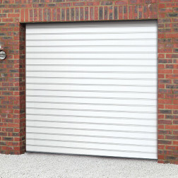 Cardale Steeline Mini Roller Garage Door (Leathergrain Plastisol)