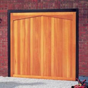 Futura Gatcombe Up & Over Garage Door