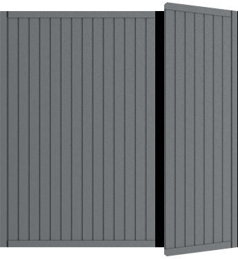 Cardale Gemini Steel Side Hinged Garage Door Side Hinged Garage