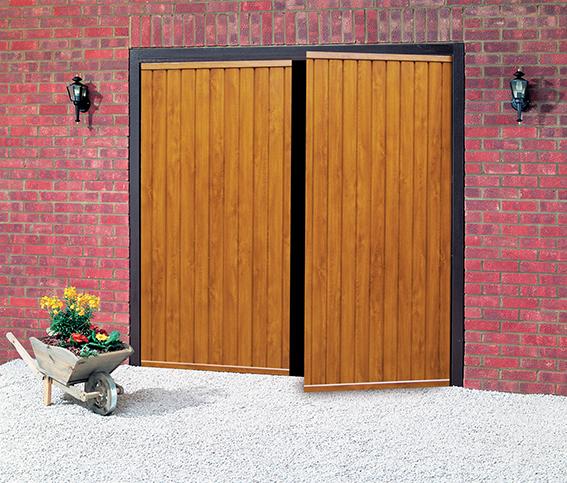 40% Off Side Hinged Garage Doors | Garage Door Sale