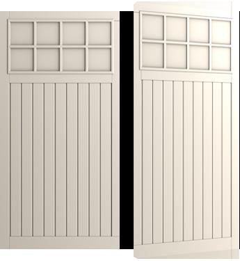 Cardale Bedford Steel Side Hinged Garage Door Garage Doors