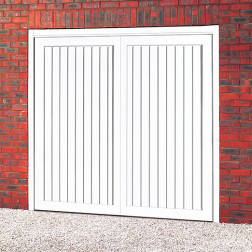 Cardale Berkeley Vertical Up & Over Garage Door