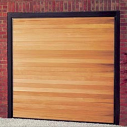 Cardale Futura Horizontal Up & Over Wooden Garage Door