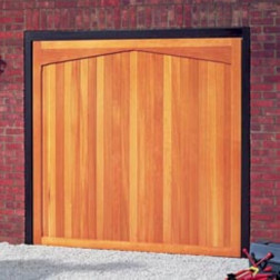 Futura Gatcombe Up & Over Garage Door