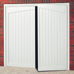 Cardale Gatcombe Steel Side Hinged Garage Door