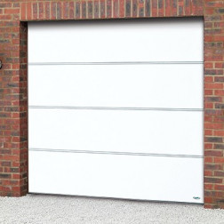 Novoferm ISO20 Insulated Flush Sectional Garage Door