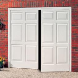 Cardale Sheraton II Steel Side Hinged Garage Door