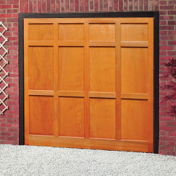 Cardale Heritage Shropshire Up & Over Wooden Garage Door