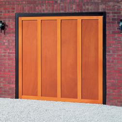 Cardale Heritage Stuart Up & Over Wooden Garage Door
