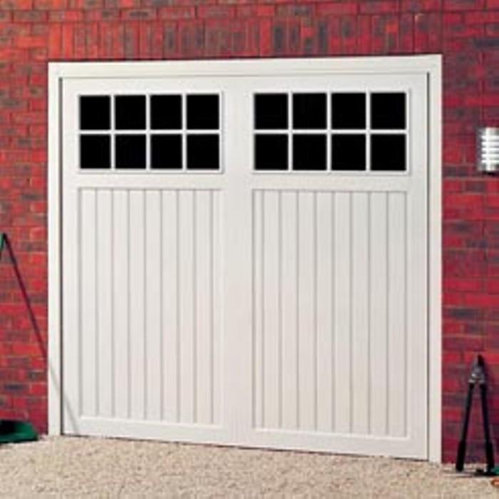 Cardale Bedford Upvc Up Amp Over Garage Door Garage Door Sale